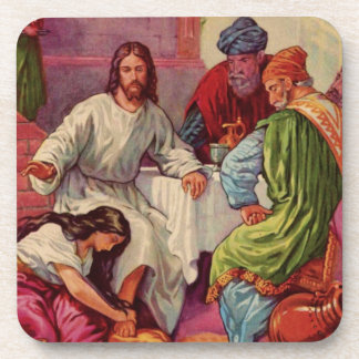 A Gift for Jesus Drink Coaster
