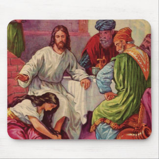 A Gift for Jesus Mouse Pad