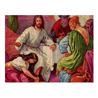 A Gift for Jesus Postcard
