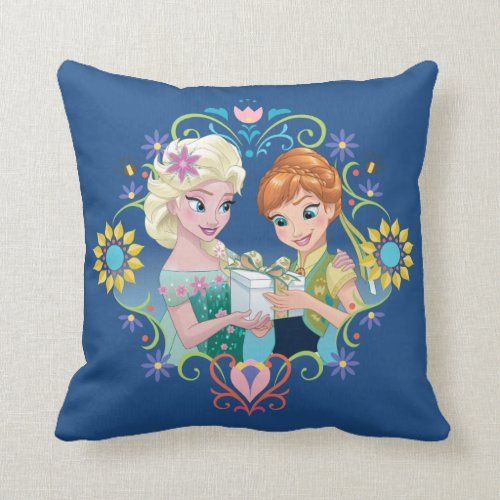 A Gift for My Sister Pillow