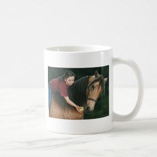 A Gift for Sunny Morgan Horse Art Mugs