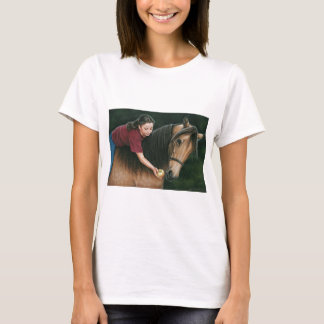 A Gift for Sunny Morgan Horse Art T-Shirt
