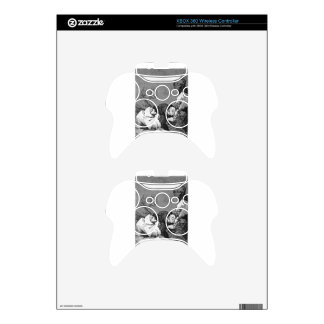 A Gift for the Master by Francisco Goya Xbox 360 Controller Skin