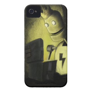 A Gift For The Robot King iPhone 4 Case