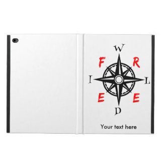 A gift for those who are Wild And Free Powis iPad Air 2 Case