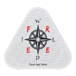 A gift for those who are Wild And Free Speaker