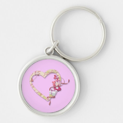 A gift for Valentine - Key Chains