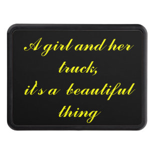 Images - Girls trailer hitch in her