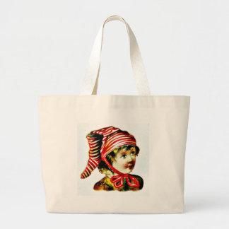 a girl canvas bags