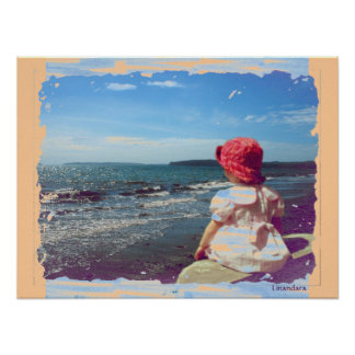 A Girl By the Sea Poster