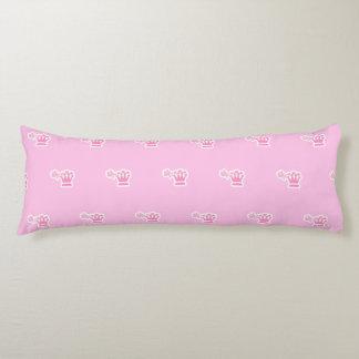 A Girl From PASADENA Logo Body Pillow