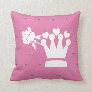 A Girl from Pasadena Logo Pillow