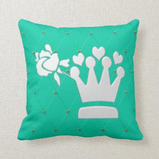 A Girl from Pasadena Logo Pillows