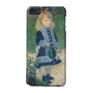 A Girl with a Watering Can, 1876 (oil on canvas) iPod Touch (5th Generation) Case
