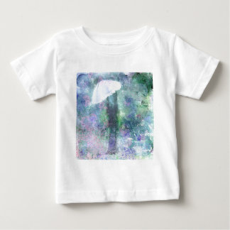 A Girl with a White Umbrella Baby T-Shirt