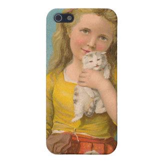 A Girls Best Friend Cat iphone 4 Case