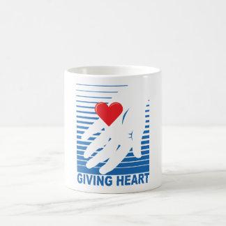 A Giving Heart Mug
