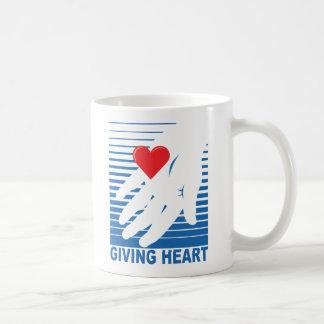 A Giving Heart Mug 2