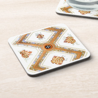 A Glass Ceiling Beverage Coaster