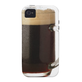 A glass of dark beer iPhone 4/4S cover