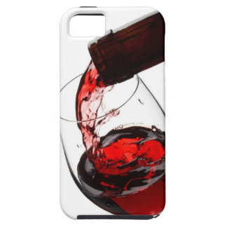 A Glass of Red Wine iPhone 5 Case