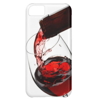 A Glass of Red Wine iPhone 5C Case