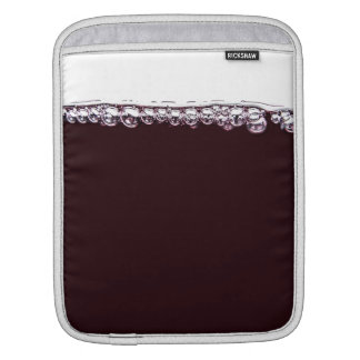 A Glass of Red Wine iPad Sleeves