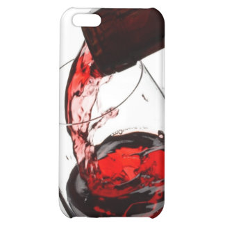 A Glass of Red Wine Cover For iPhone 5C