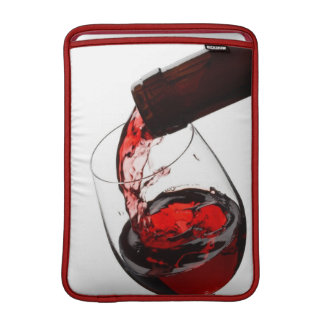 A Glass of Red Wine Sleeve For MacBook Air