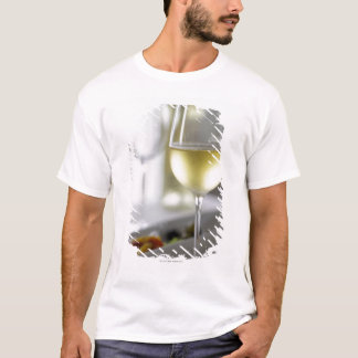 A glass of white wine 2 T-Shirt