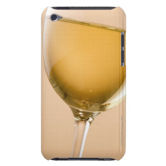 A glass of white wine Case-Mate iPod touch case