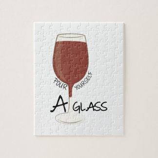 A Glass Puzzles