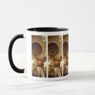 A Glimpse at the Gate St. Peters Cathedral Mug