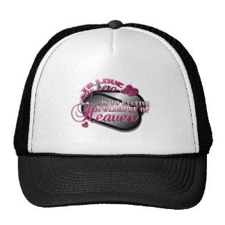 A glimpse of heaven trucker hat