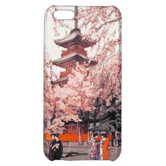 A Glimpse of Ueno Park Hiroshi Yoshida art iPhone 5C Cover
