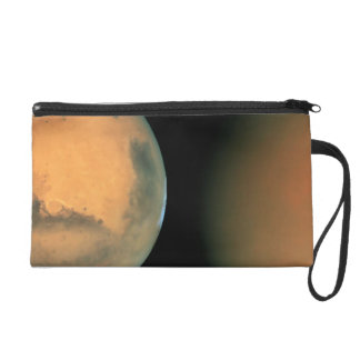 A Global Dust Storm on Mars Wristlet