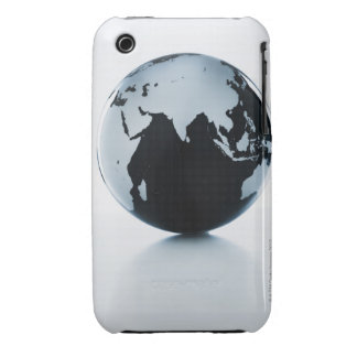 A globe 2 Case-Mate iPhone 3 case
