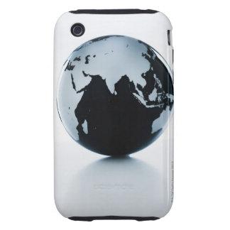 A globe 2 tough iPhone 3 cover