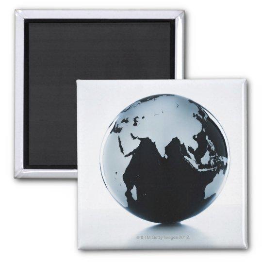 A globe 2 magnet