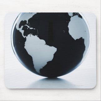 A globe 3 mouse pad