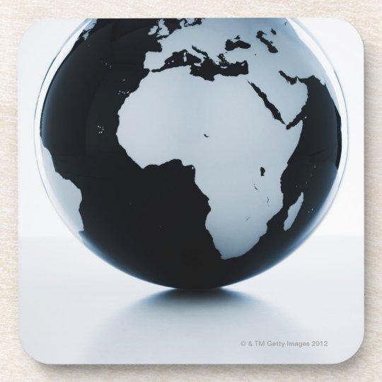 A globe coaster