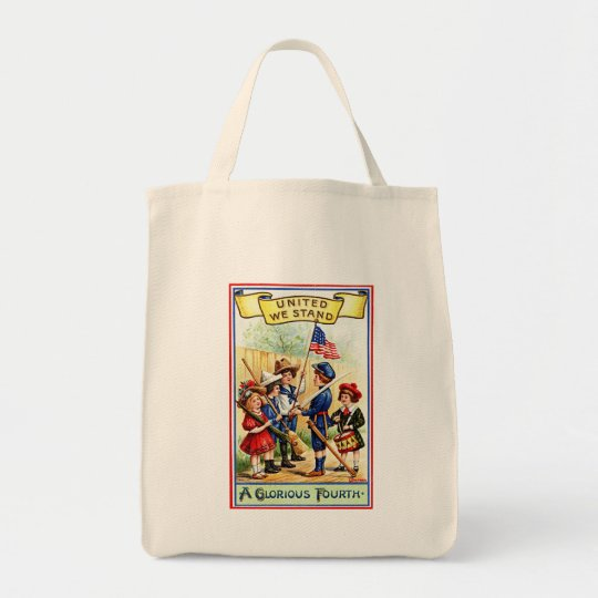 A Glorious Fourth Tote Bag