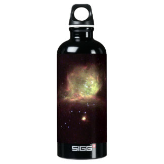 A Glowing Gas Cloud in the Star-Forming Region SIGG Traveler 0.6L Water Bottle