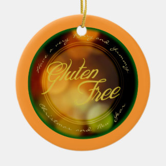 A Gluten Free Ornament - For the Golden Tree