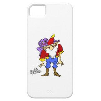 A Gnomes burden. iPhone SE/5/5s Case