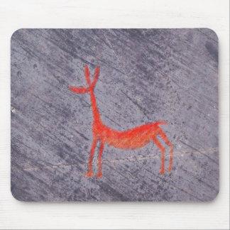 A Goat Mouse Pad