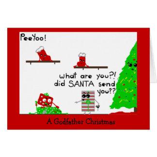 A Godfather Christmas Card