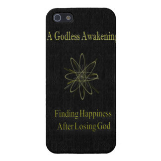 A Godless iPhone iPhone 5 Cases
