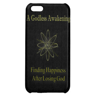 A Godless iPhone iPhone 5C Covers