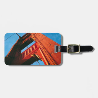 A Golden Gate Luggage Tag